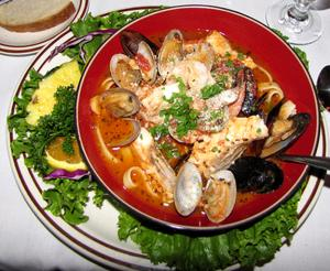 Famous Seafood Stew
