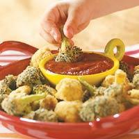 Italian Veggie Dunkers