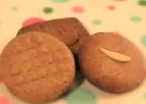 Vegan Almond Cookies
