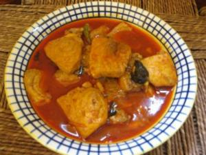 Burmese Fish Curry