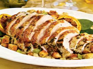 Wegmans Grilled Honey-Brined Turkey Breast