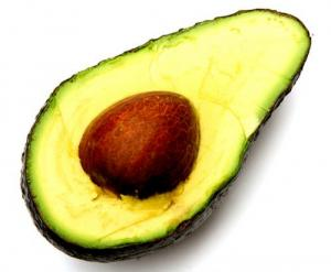 Avocado Halves, California Style
