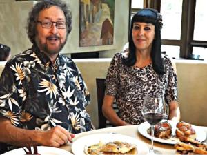 Let's Dine Out Show Visits Magnone Trattoria in Riverside + Maria's Mexican in Corona