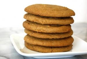 Real Peanut Butter Cookies