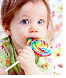 Take care of harmful food color