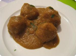 Swedish Beef Meatballs