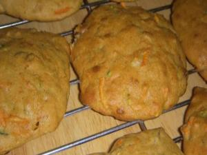 Healthy Dessert - Carrot Cake Cookies