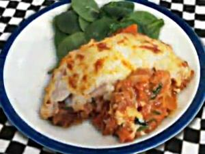 Cook Along Turkey And Spinach Lasagne