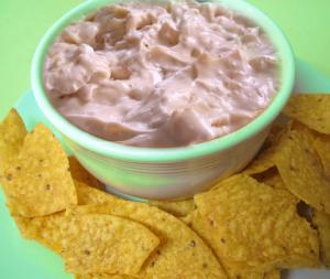 Five In One Cream Cheese Dip