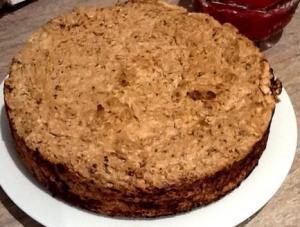 Filbert Torte