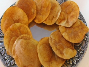 Betty's Easy Flour Tortilla Elephant Ears- Superbowl