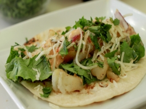 Adam's Veggie Potato Tacos