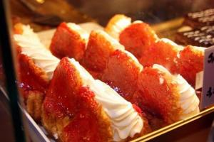 Savarin Dessert