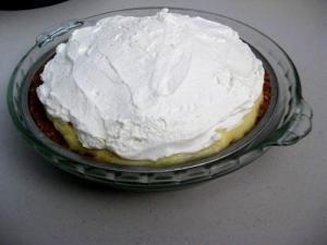Dianna's Banana Cream Pie