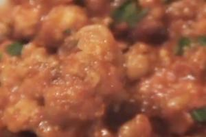 Italian Sausage and Turkey Chili