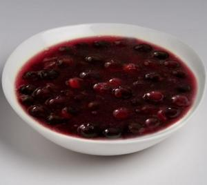 Sweet And Sour Blueberry Sauce