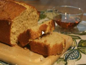 Coconut Tea Bread