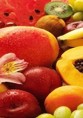 Fruits and vegetables in Mediterranean diet