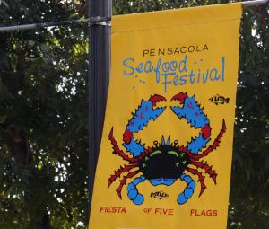 The fun filled pensacola seafood festival