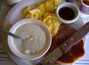 Baked Country Ham and Red Eye Gravy