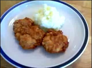 Buttermilk Marinated Southern Fried Chicken