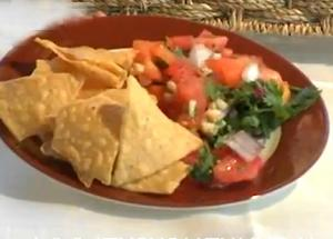 Organic Fresh Salsa