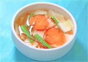 Nabbak kimchi