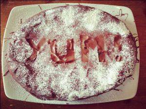 Easy microwave fruit cake recipe