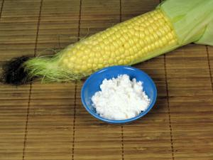 Cornstarch is a very popular thickener.