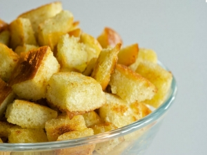 Buttery Croutons