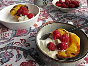 Grilled Peaches for an Amazing Treat