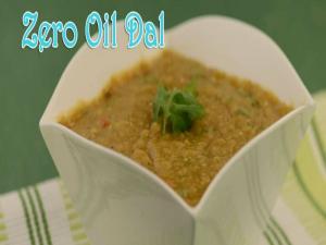 Masala Masoor Dal- Zero Oil