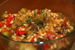 Vegetable Jambalaya