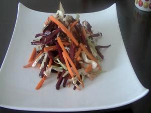 Tasty Beet Salad (Healthy Vegetarian Salad)