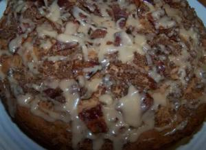 Rich Gluten Free Coffee Cake