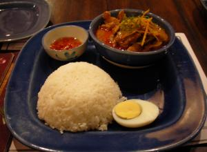 Pork Rib Curry