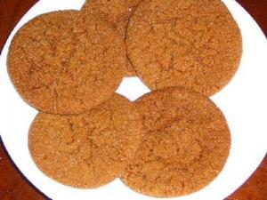 Rye Honey Cookies