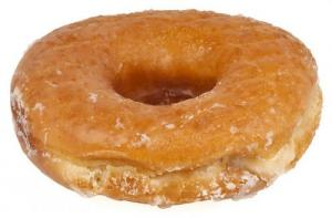 Dimpled Doughnuts