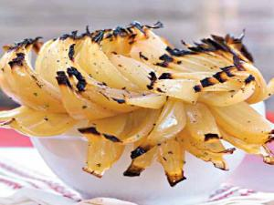 Grilled Roasted Onion