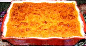 Sweet Potato Pone