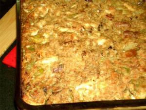 Chicken And Broccoli In Mushroom Sauce