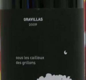 Introducing Gravillas Sous les Cailloux des Grillon 2010