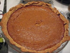 Old-Fashioned Molasses Pie
