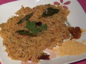 Semiya Upma - Easy Indian Breakfast