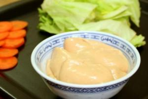 Salad Dressing with Mayonnaise