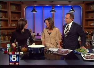Jamie Geller on Good Day New York - Fox 5
