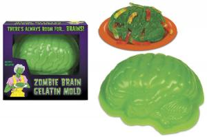Brain Gelatin Molds