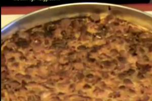 Turkish Mixed Pizza