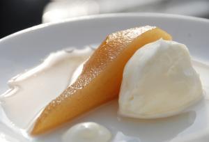 Ginger Pears