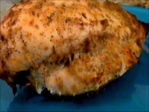 Caribbean Jerk Style Chicken